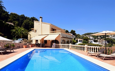 Sea views. Absolutely beautiful stylish detached villa for sale located close to the very