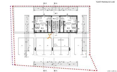 Moderan dvoetažni apartman s vrtom u Petrčanima
