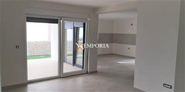 Excellent apartment with garden on the island of Vir – New building