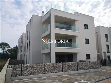 Excellent apartment on the island of Vir – New building, Croatia!