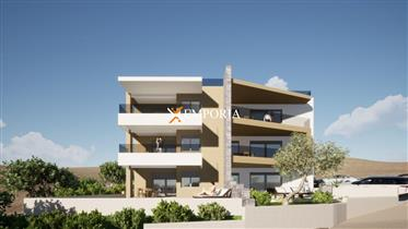 Novi apartman prvi red do mora – Vinjerac – Odlična Prilika!