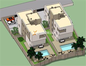 Apartman – luksuzna novogradnja s pogledom na more – Petrčan...