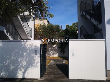 Apartment with garden in top location in Bulevar, Zadar – New Building