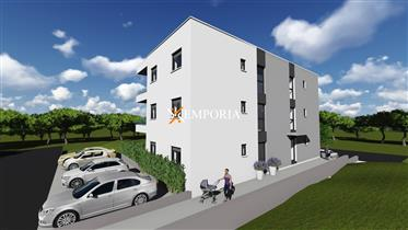 Excellent apartment with garden in Melada in Zadar – New Building