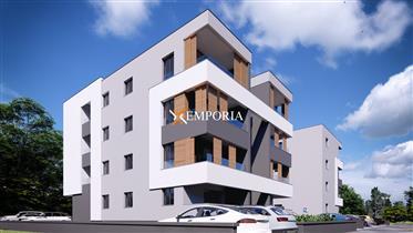 Appartement dans un nouveau bâtiment – rez-de-chaussée avec jardin, Bili Brig – Zadar