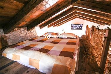 Rekreačný dom s 2262 m2 povrchom pôdy