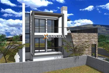 Beautiful, new, modern house with pool, Privlaka, 206.17 m2