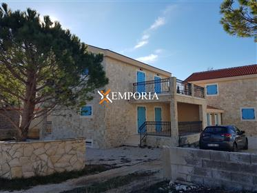 New semi-detached house for sale - with pool, Privlaka
