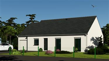 New 3 Bed Bungalow In The Corrèze