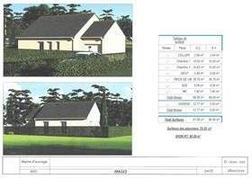 New 2 Bed Bungalow In South Brittany