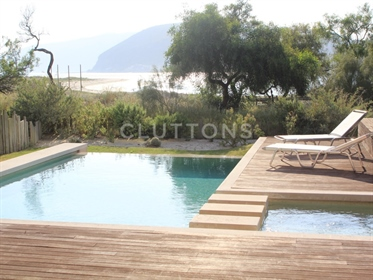 2 Bedroom apartment with private pool and garden, beachfront...