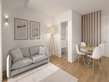 Loft For Investment With 1 Room In Mezanine In The Port
