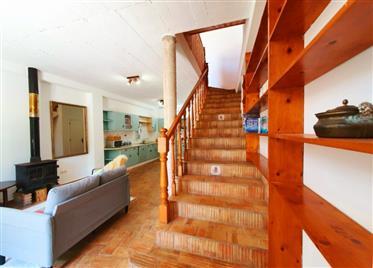 Villa traditionnelle restauree de 2 chambres - Almancil