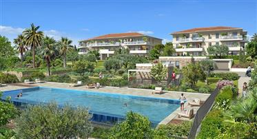 Roquebrune Cap Martin-attractive apartments with magnificent...