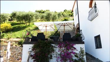 Casale in vendita nella campagna di Pisa