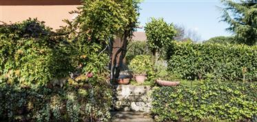 Villa de luxe à vendre à Roma Olgiata complexe