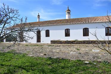 Designer Style Villa com 13,75 hectares de terra