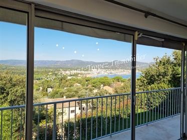 Villa Con Vista Mare E Collina