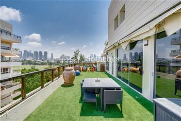 Elegant contemporary Penthouse in Kochav Hatzafon