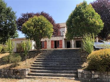Six Bedroomed Villa On The Edge Of A Village With Big Garden