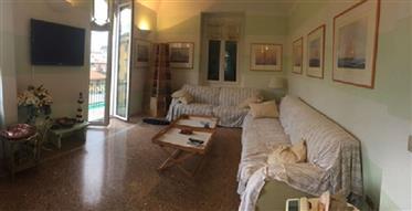 Palazzo Libery  Rapallo, bellissimo alloggio piano ultimo