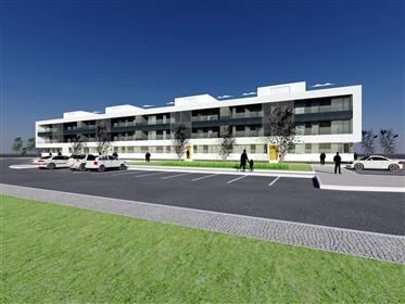 Apartamentos T3 em construção perto de Faro