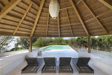 Country House With Pool In Ria Formosa's Natural Park