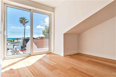 Dvojspálňový apartmán s 3 spálňami a výhľadom na more v Estorile