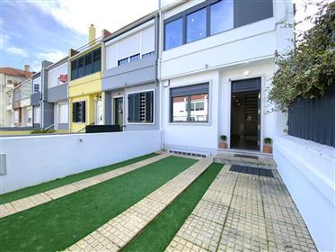 4-Zimmer-Villa in Lissabon mit Terrasse und Terrasse