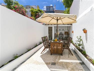4 slaapkamer villa in Lissabon met patio en terras