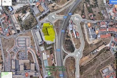 Terreno Industrial em Alcabideche, junto ao Hospital de Casc...