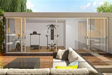 Appartement T1 Nieuw ingevoegd in Gated Community