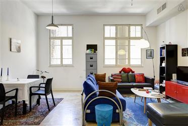 Apartment: 58 m²