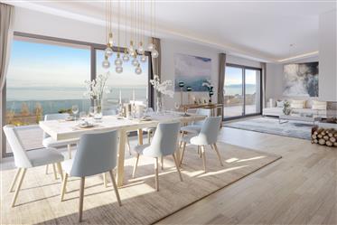Neuer Start 3-Zimmer-Wohnung mit herrlichem Blick auf den Genfersee