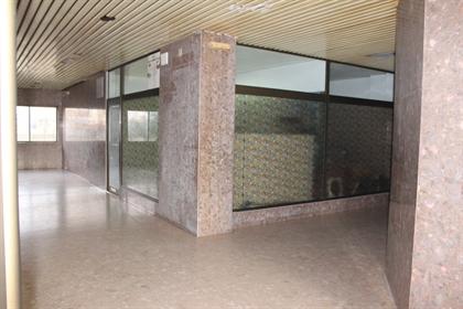 Loja com 53 m2 no centro da Marinha Grande