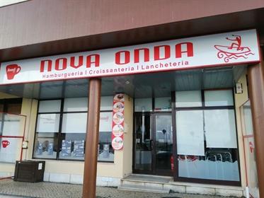Imóvel com negócio na Praia da Vieira