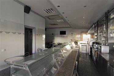 Venda Café todo equipado em Alverca - Investimento