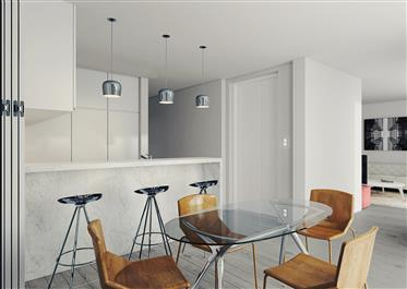 2 bedroom apartment in Lapa with private elevator, Lisbon