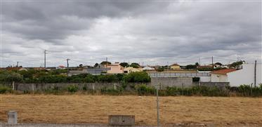 Terreno c/Projeto Moradia T3 em Samora Correia