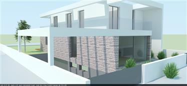 Lote de Terreno Urbano com 400 m2 em Carcavelos, com moradia...