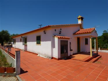 Small farm of 1.7 Ha with two dwellings in Valhascos/Sardoal...