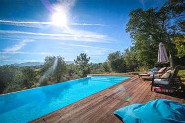 Quinta With Pool Fully Immersed In The Nature Of The Serra Da Arrabida