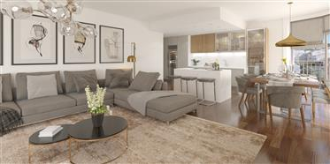 3 bedrooms apartment with 178 sq.m, two balconies with 7,05 ...