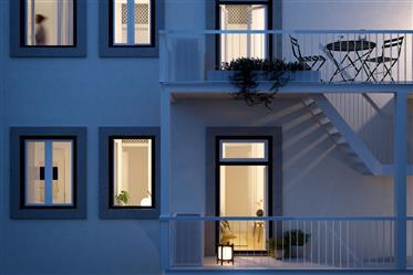 Empreendimento Augusta 170 - Apartamento T2 com 108 m²