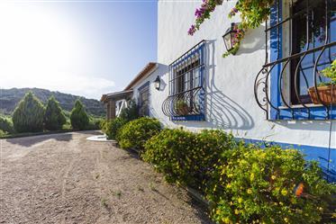 Fantástica Quinta rústica no Alentejo junto a Vila medieval de Monsaraz e ao Centro Náutico de Monsa