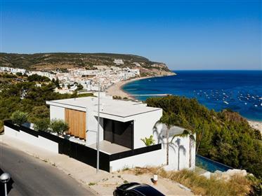 Casa Mar House - Vila Maravilhosa à beira-mar em Sesimbra
