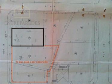 Terreno: 284 m²