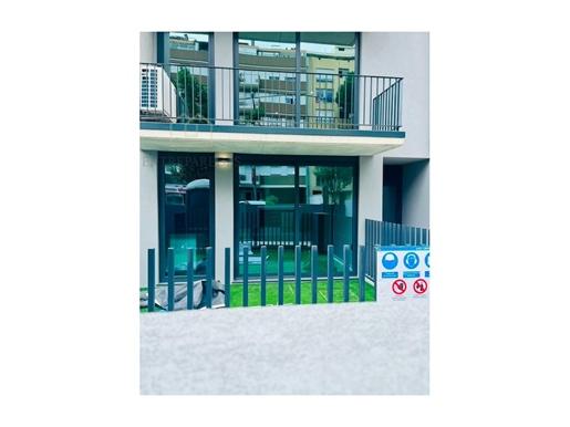 1 bedroom +1 Duplex Boavista, Porto