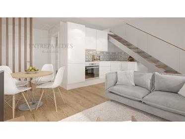 Apartamento Loft T1 junto a Jardim do Morro, para comprar en Vila Nova de Gaia