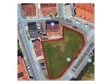 Terreno para construção com Pip aprovado